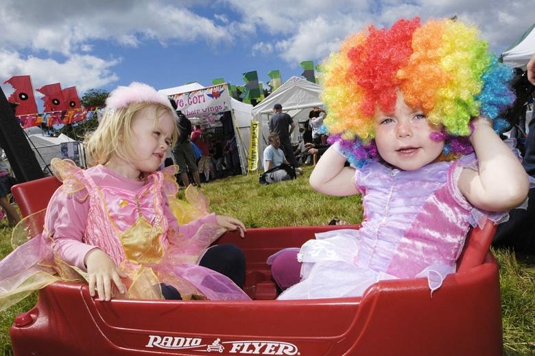 20 best family festivals in Britain